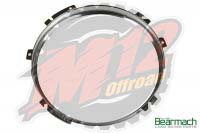 "Headlamp Bezel 7"" Chrome"