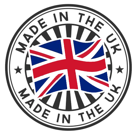 Designed and Made In Britain